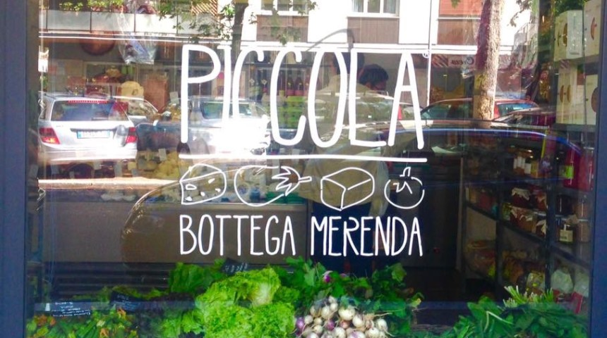 PICCOLA BOTTEGA MERENDA