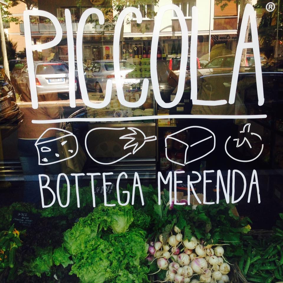 PICCOLA BOTTEGA A MERENDA