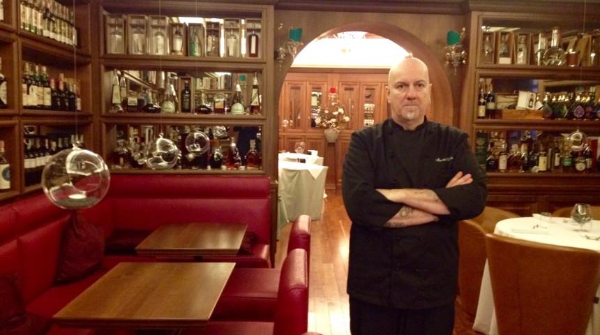 ENOTECA RISTORANTE AL PARLAMENTO ACHILLI Chef Massimo Viglietti